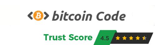 bitcoin trust score code